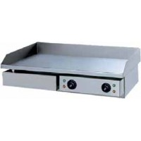 PLANCHA ELECTRICA CROMADA LISA PCL-75