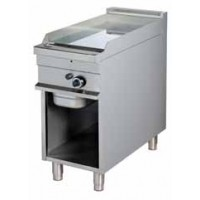 FRY TOP SOBREMUEBLE GAS GG-911 SERIE 900