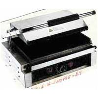 GRILL ELECTRICO SIMPLE GE-1-BES RANURADO