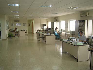 Oficinas Casfri